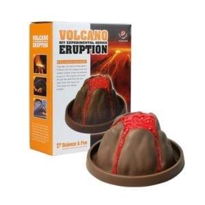 STEM Volcano Eruption