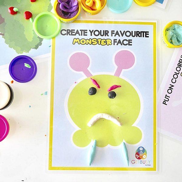 Creative Playdough Mats