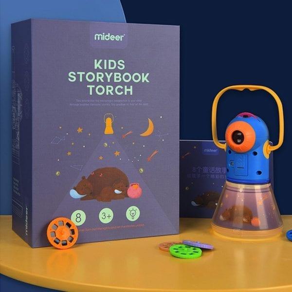 Kid's Storybook Torch