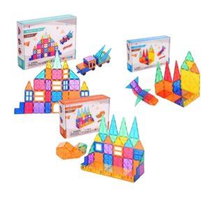 Magnetic Tiles Building Blocks