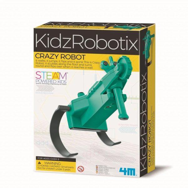 Robotix Series (Crazy Robot)
