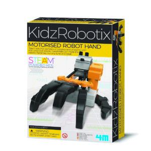 Robotix Series (Motorized Robot Hand)