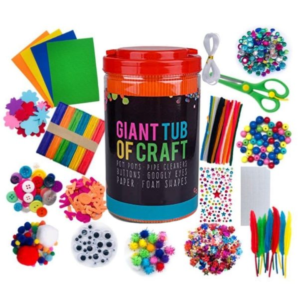 Giant Tub of Craft
