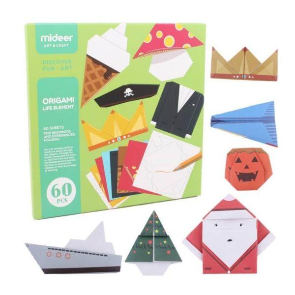Origami Paper Kit