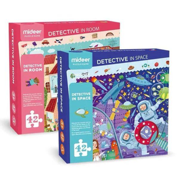 Detective Puzzle Collection