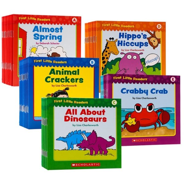 Scholastics First Little Readers Collection