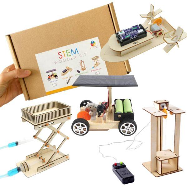 Stem Wooden Kit (all)