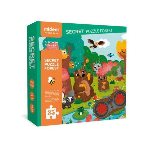 Secret Puzzle Collection (Forest)