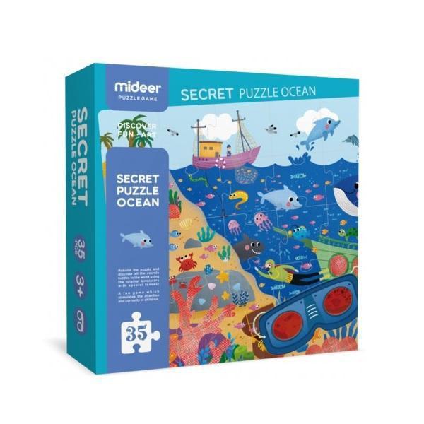 Secret Puzzle Collection (Ocean)