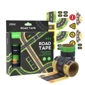 Removable Road Play Tape