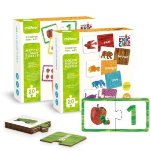 Eric Carle Puzzle Collection