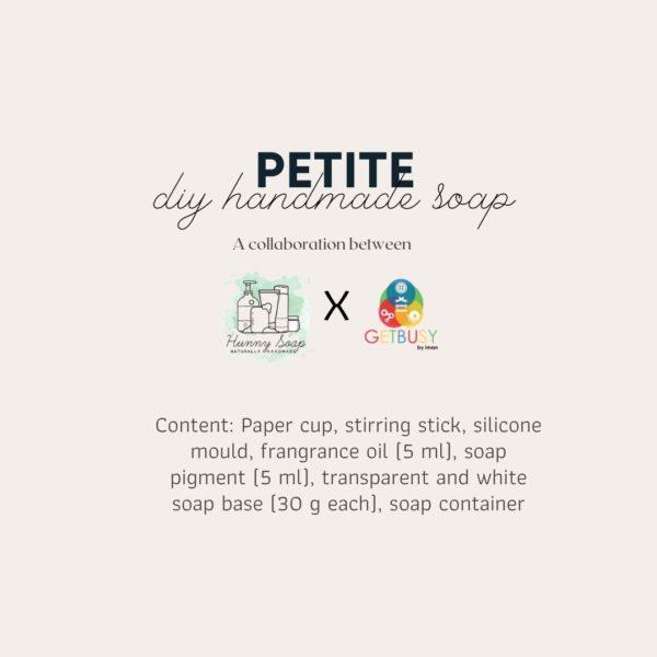 Petite DIY Handmade Soap