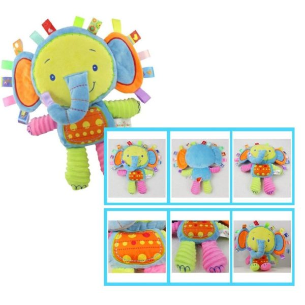 Happy Animal Plush Toys