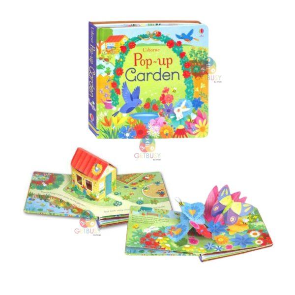 Usborne Pop-Up Book Collection
