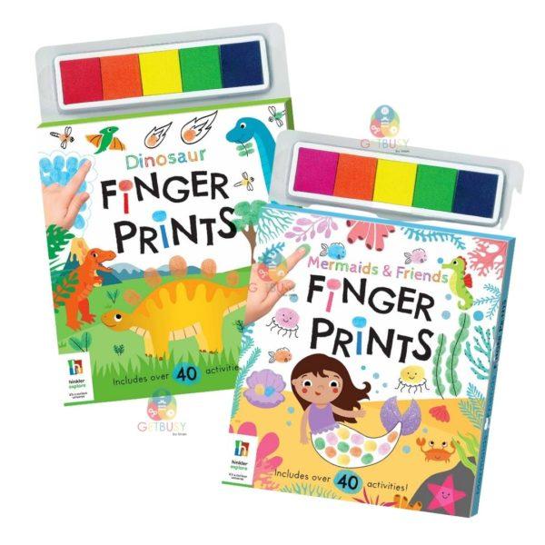 Finger Print Kit Collection